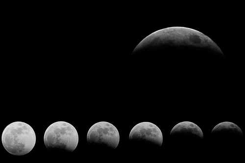 Eclipse - http://www.flickr.com/photos/drome/409258605/