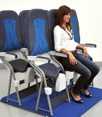 airline torture chair.